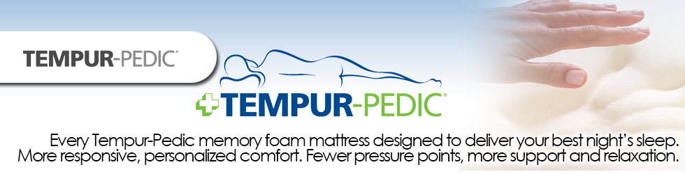 Tempurpedic Vs Sleep Number >> Tempurpedic And Tempflow Mattress Comparison | Bed Mattress Sale
