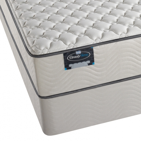 BeautySleep Baytown Firm Innerspring Mattress by Simmons - Corner