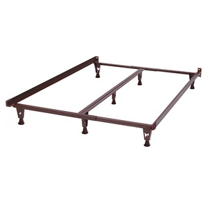 One Size Fits All Ultima™ Heavy Duty Low Profile Bed Frame by Knickerbocker