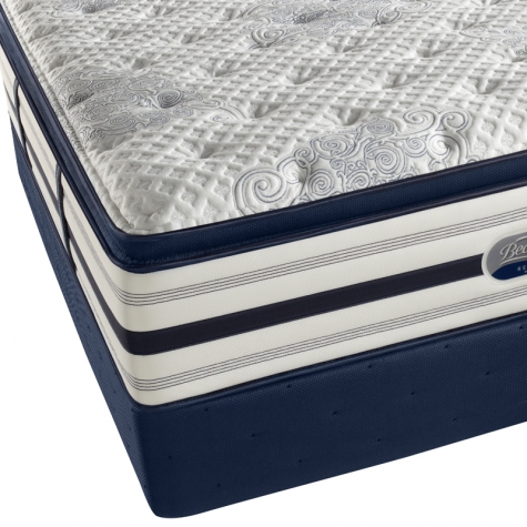 Decadence Ultra Plush Innerspring Mattress by Simmons Beautyrest