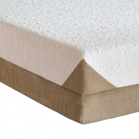 iComfort Genius Memory Foam Mattress by Serta