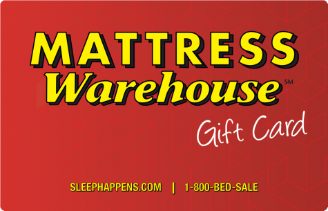 Mattress Warehouse Gift Card