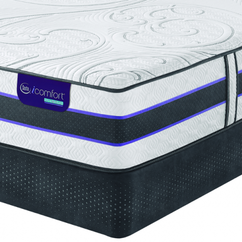 Serta iComfort Hybrid-Smooth Visionaire Firm