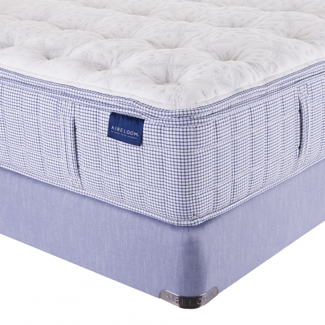 Indigo Summer Plush Mattress by Aireloom
