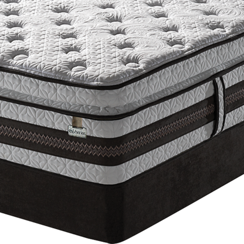 iSeries Profiles Regalement Super Pillowtop Mattress by Serta