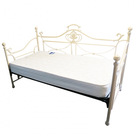 Hannah Heavy Duty Iron Daybed by Until Daybreak