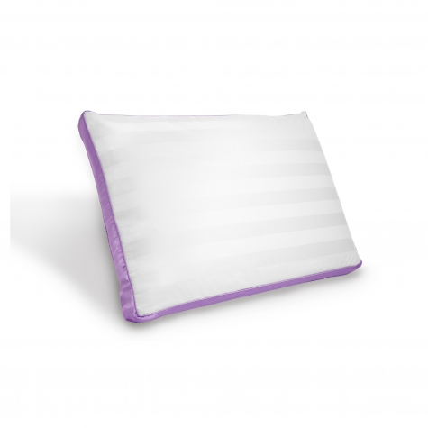 Comfort Revolution Lavender Scented Memory Foam Bed Pillow