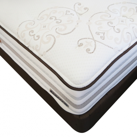 World Class Leena Luxury Firm Innerspring Mattress by Beautyrest