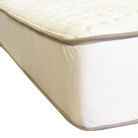 Oceanus Firm Innerspring Mattress by Simmons Beautyrest
