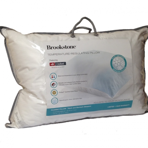 Brookstone Outlast Luxury Pillow
