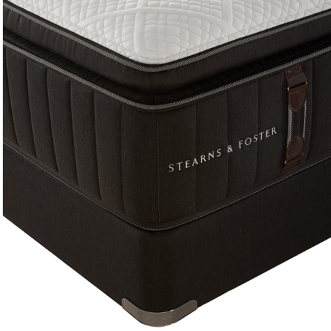 Reserve No. 2 Plush Pillowtop Mattress by Stearns & Foster