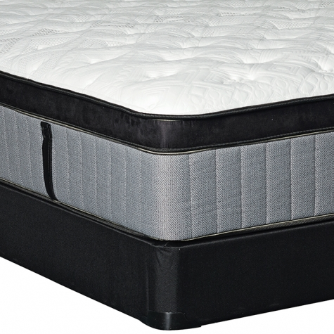 Kingsdown River Oaks Cushion Firm Eurotop Mattress