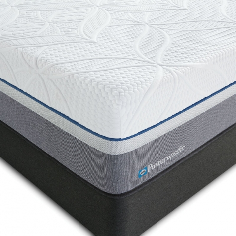 Sealy Posturepedic Premier Hybrid Copper Cushion Mattress by Sealy