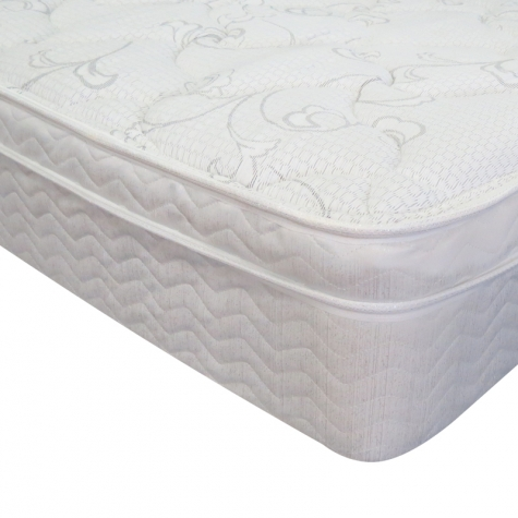Value Collection Eurotop Mattress