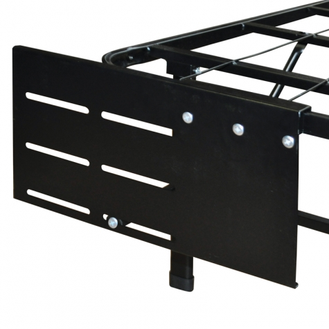Universal Headboard Bracket For Boyd Black Platform Frame