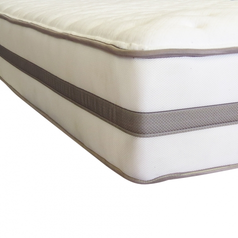 Vantay Plush Comfort Innerspring Mattress by Simmons Beautyrest