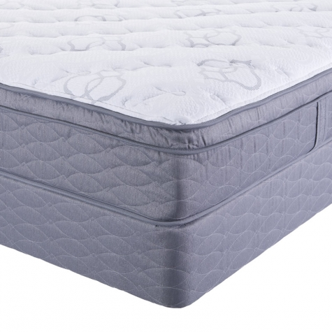Perfect Sleeper Ashlyn's Cove Eurotop Mattress by Serta