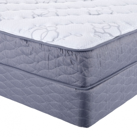 Perfect Sleeper Holmquist Plush Mattress by Serta