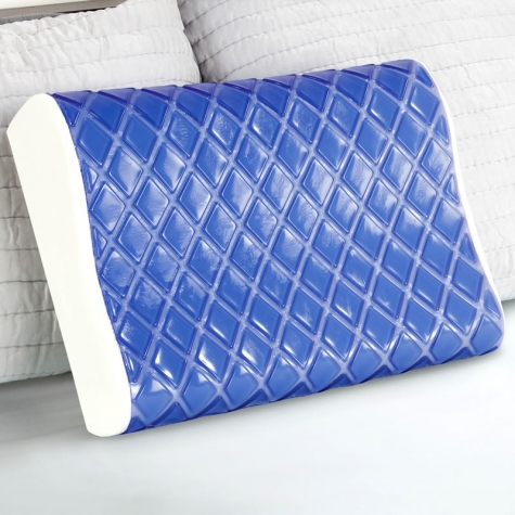 Sealy Cooling Gel and Memory Foam Contour Pillow
