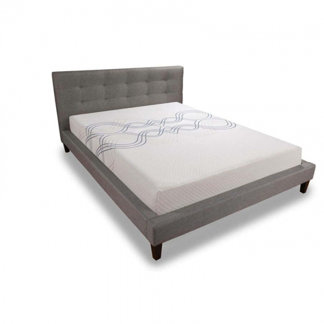 Sealy 8 Inch Memory Foam Mattress