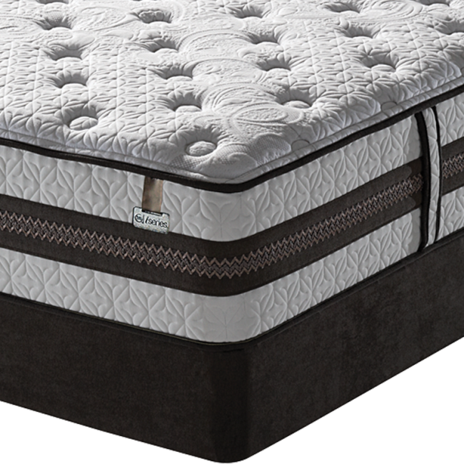 iSeries Profiles Prevelance Extra Firm Mattress by Serta