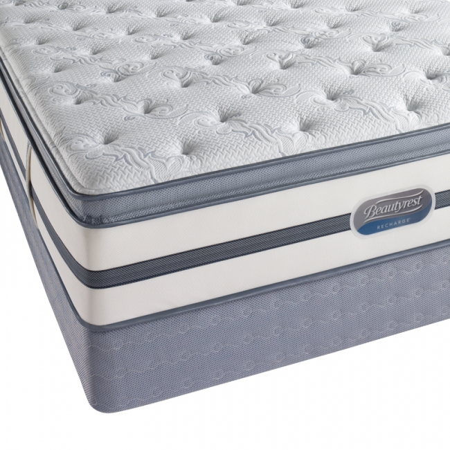 Smyrna Luxury Firm Pillowtop Innerspring Mattress from