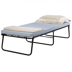 Beautysleep 31in Rollaway Bed with Mattress - With Sheets and Pillow