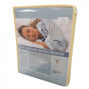 Deluxe Mattress Protector Total Encasement - In Case