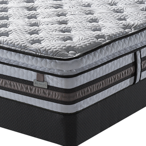 iSeries Emissary Super Pillowtop Mattress by Serta