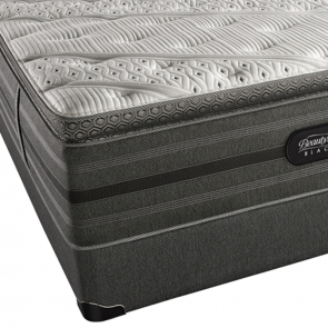 Beautyrest Black Kate Plush Pillowtop Mattress - Corner