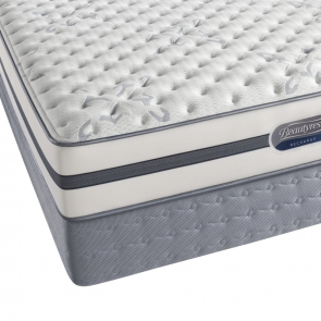 Northside Plush Comfort Innerspring Mattress by Simmons Beautyrest