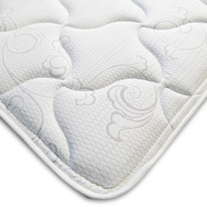 Crown-O-Pedic Prince Eurotop Mattress by Eclipse