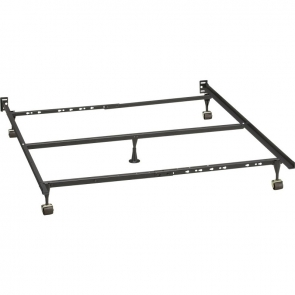 Queen Deluxe Carpet Roller Bed Frame