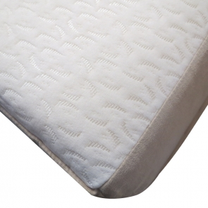 "12"" Ultimate Value Collection Memory Foam Mattress - Corner"