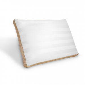 Comfort Revolution Coconut Scented Memory Foam Bed Pillow