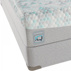 ComforPedic IQ190 Plush Mattress by Beautyrest