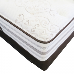 World Class Elara Plush Innerspring Mattress by Beautyrest