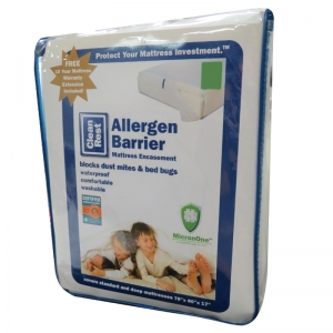 Mattress Encasement Protector by Clean Rest