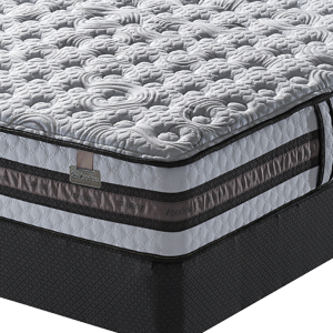 iSeries Envoy Plush Mattress by Serta