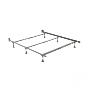 Twin/Full Waterbed Frame with 6 Legs by Leggett & Platt