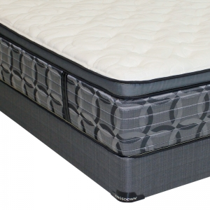 Kingsdown Chardonnay Pillowtop Plush Mattress