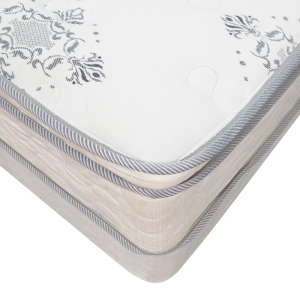 Value Collection Innerspring Plush Pillowtop Mattress