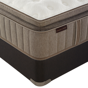 Three Pools V Plush Pillowtop Mattress by Stearns & Foster