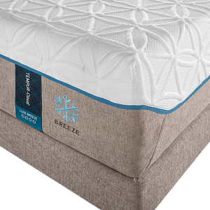 Tempur-Cloud Luxe Breeze II Mattress by TEMPUR-Pedic