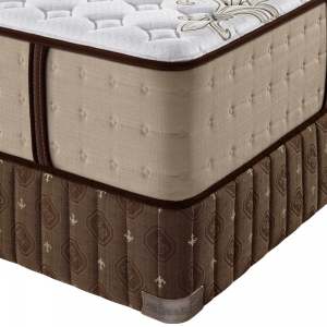 Villa Rimini Ultra Ultra Firm Mattress by Stearns & Foster - Corner