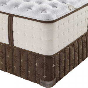 Villa Romanesque Luxury Firm Mattress by Stearns & Foster - Corner