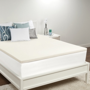 Sealy 1.5 Inch Memory Foam Mattress Topper