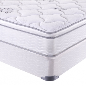 Providence Eurotop Mattress by Sleep & Health