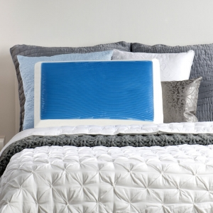 Sealy Memory Foam and Hydraluxe Gel Pillow