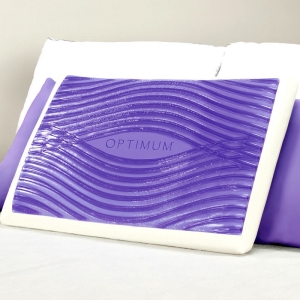 Sealy Optimum Memory Foam Bed Pillow with Optigel